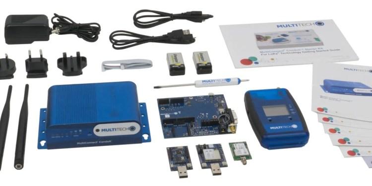 MultiTech LoRaWAN Developer's Kit