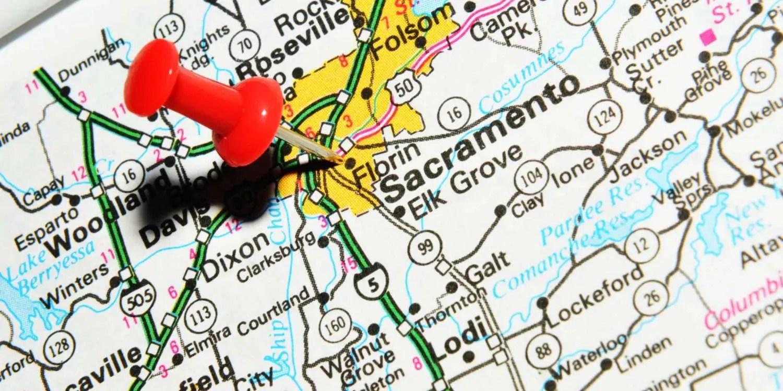 Sacramento taps Silicon Valley AI duo to build city maps for