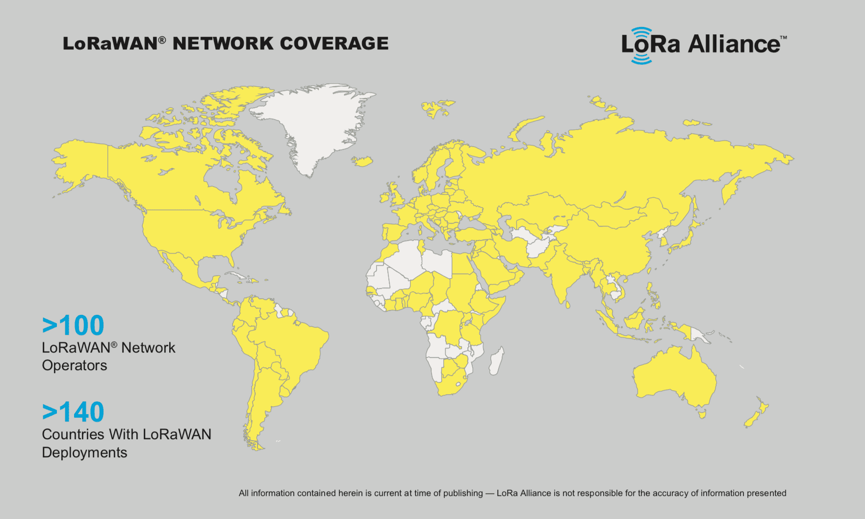 LoRa community shoots for 75% of IoT market, versus 25% for 5G