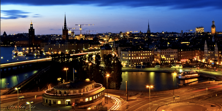 Stockholm (Image: Wikimedia / Hector Melo A.)