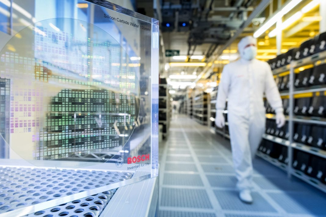 Bosch and Ericsson hone 5G for Industry 4.0, rollout private 5G in Germany