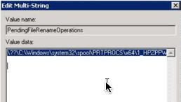 PendingFileRenameOperations-key