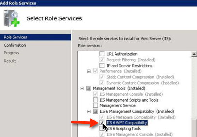select-role-services-iis-6-wmi-compatibility