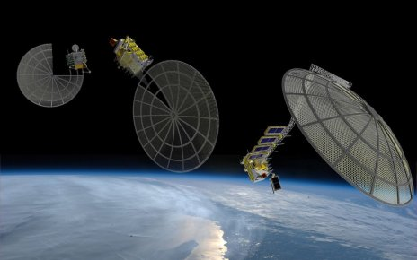 on-orbit satellite servicing