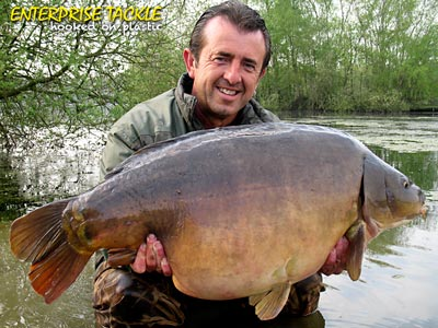 frank warwick mirror carp