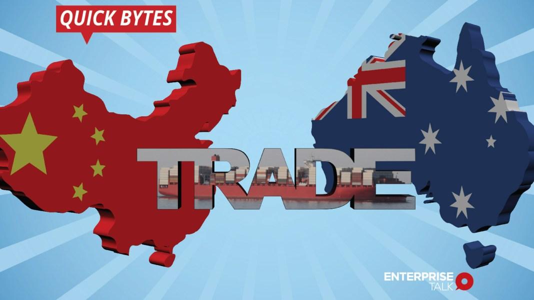 Australia, China, political parties