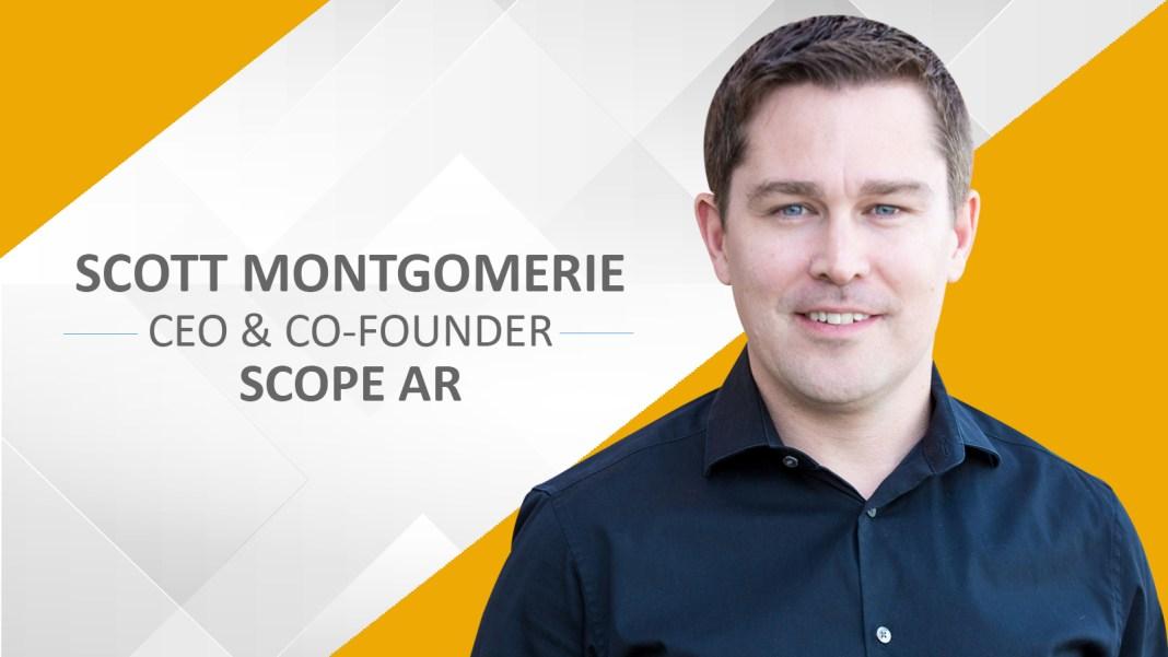 Augmented Reality, Scott Montgomerie, Scope AR