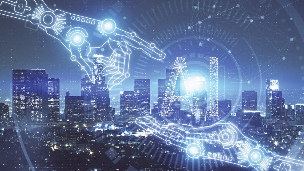 AI, Artificial intelligence, disruption in urban centers, broad technological and digital disruption, CEO, CIO