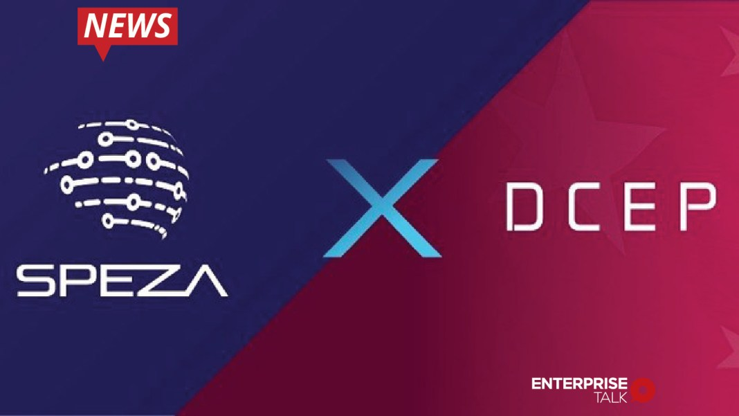 SPEZA , DCEP , Sovereign Digital Currency