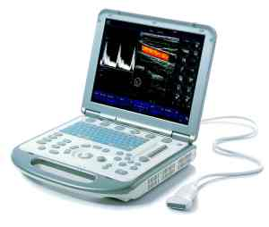 Mindray M5 portable Ultrasound machine