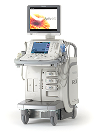 Toshiba Aplio 300 ultrasound machine