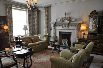 The main sitting room