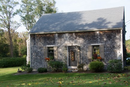 A typical Cape house