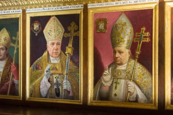 Bishops of the Cathedral