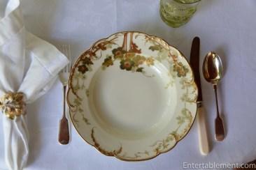 Soup plate #1