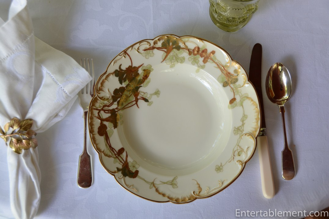 Soup plate #3