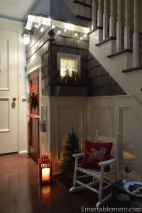 "The ""porch"""