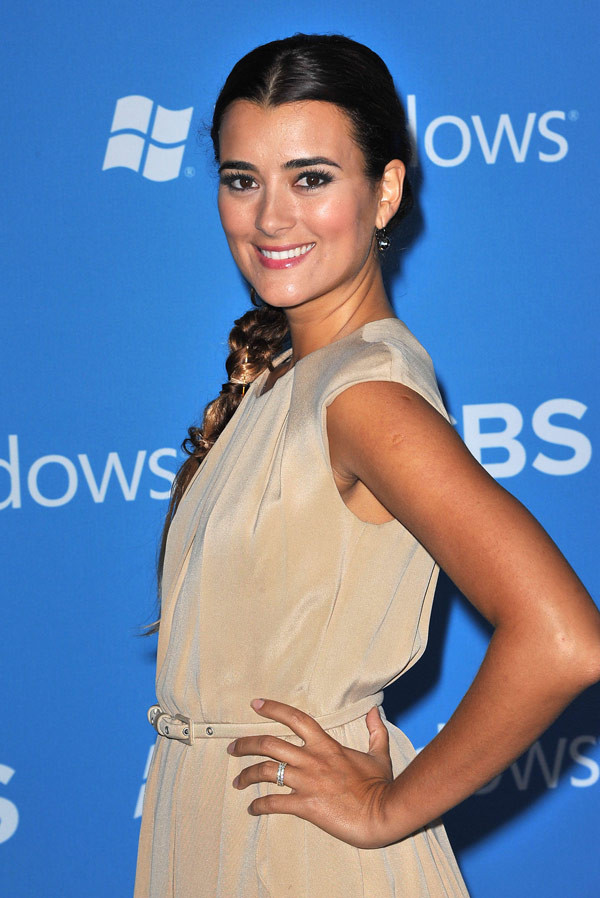 10 Sizzling Pics Of NCIS Diva Cote de Pablo Is Going To ...