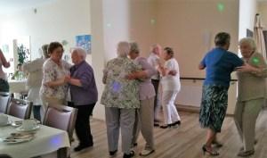 Tanztee mit Livemusik in Hamm