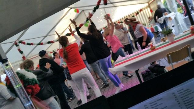 italienisches Sommerfest im St. Bonifatius
