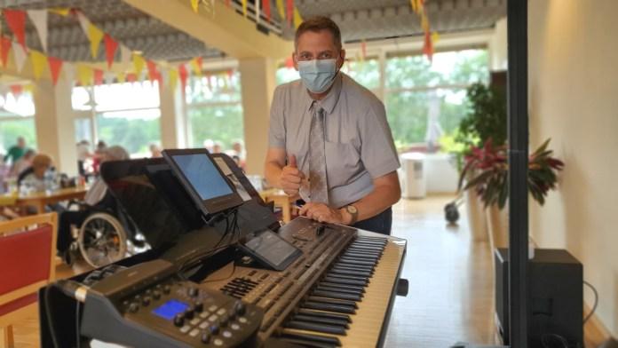 Musiker für Senioren Münster