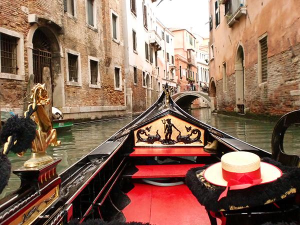 Gondola-Ride