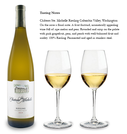 Château Ste. Michelle Riesling
