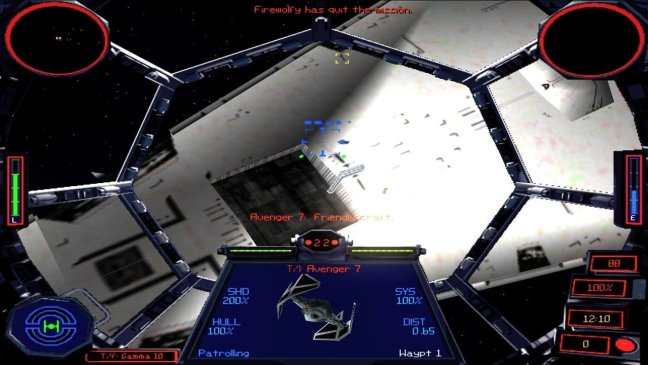 star wars xwing vs tie fighter