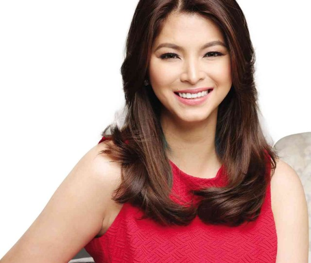Angel Locsin Tita Is Good At Making It Appear That Her Slaps Are Really Painful