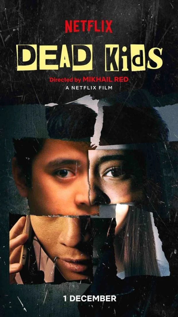First Filipino Netflix original 'Dead Kids' streaming on December 1