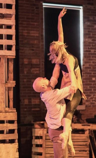 Attack Theatre attacks 'In Defense of Gravity.'