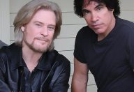 Daryl Hall and John Oates in 2008. photo: Gary Harris and Wikipedia.