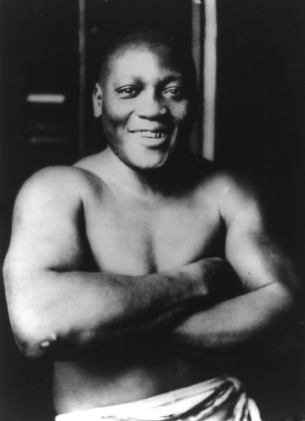 "At a time when ""colored"" people were expected to keep to their places and be deferential, Jack Johnson didn't and wasn't."