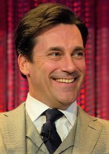 "Jon Hamm at The Paley Center For Media's PaleyFest 2014 Honoring ""Mad Men.""Photo: Dominick D and Wikipedia."