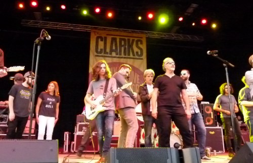 The Clarks Stage AE-015-15