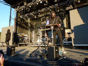 Missio performing.