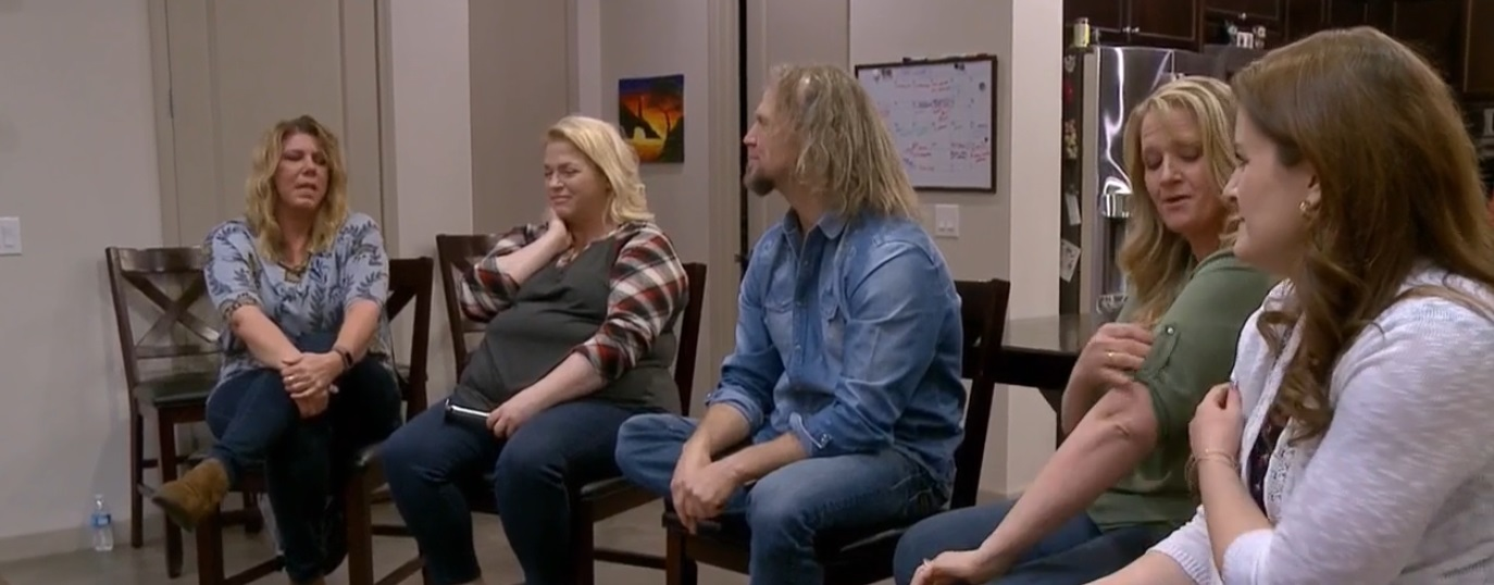 Sister Wives - Kody Brown and Four Wives