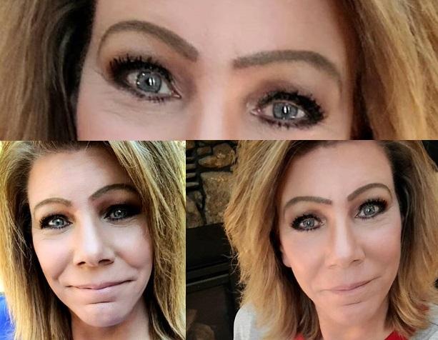 Sister Wives - Meri Brown Eyebrows