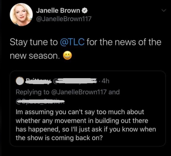 Sister Wives Janelle Brown New Season