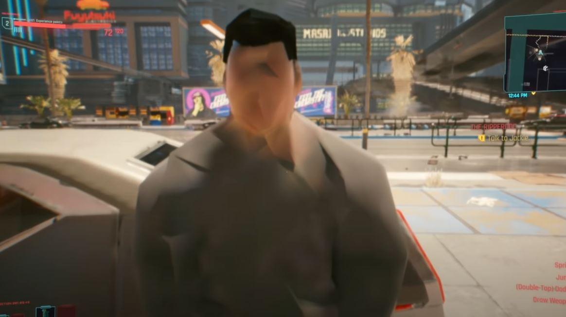 Cyberpunk 2077 Graphics YouTube