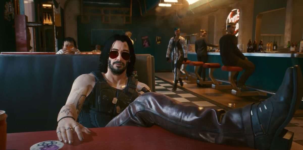 Cyberpunk 2077 Johnny YouTube