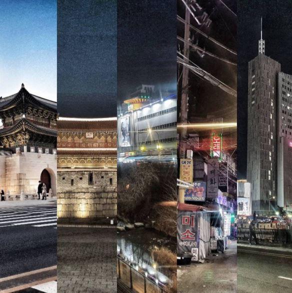 Jihoon Lee Project Instagram