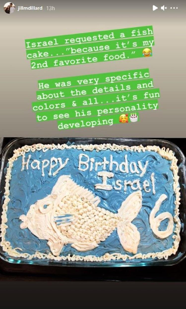 Israel Cake Instagram