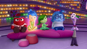 Inside Out deserves mention alongside Pixar's many classics.