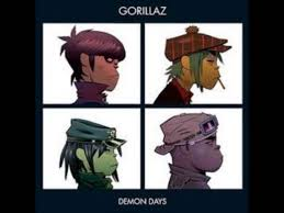Referencing the Beatles is a bold move for any music artist. Thankfully, the greatness of Demon Days justifies such a decision.
