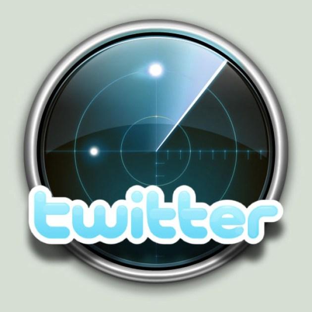 10 Twitter Icon Set