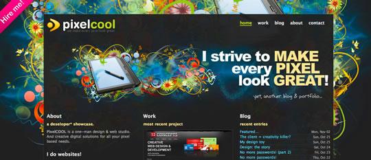19 Colorful Website Design