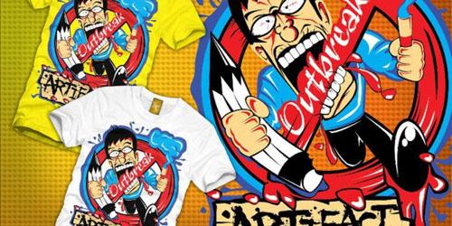 21 T-Shirt design