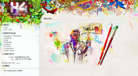 23 Colorful Website Design