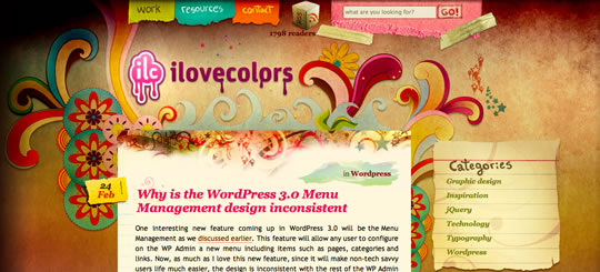 27 Colorful Website Design